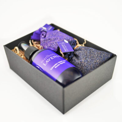 Lavender Gift Box No. 2 – Living Essentials
