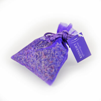 "Small Lavender Bags (Organza Bags) Approx. 15 Grams : Single Bags Or ""Three For $10"""