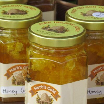 Raw Organic Honeycomb