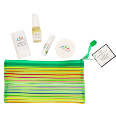 Gift Pack – 4 Skincare & Body Care Products