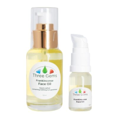 Frankincense Face Oil
