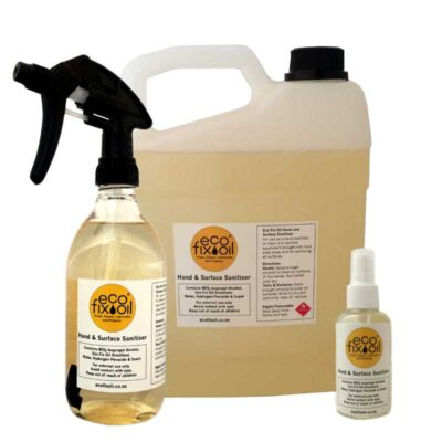 Eco Fix Oil Hand, Tool And Surface Sanitiser