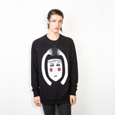 Kingdom Of Klah The Mask Royal Sweatshirt
