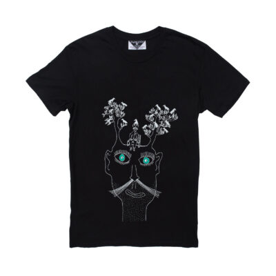 Kingdom Of Klah The Man Who Loved Trees Men's Tee
