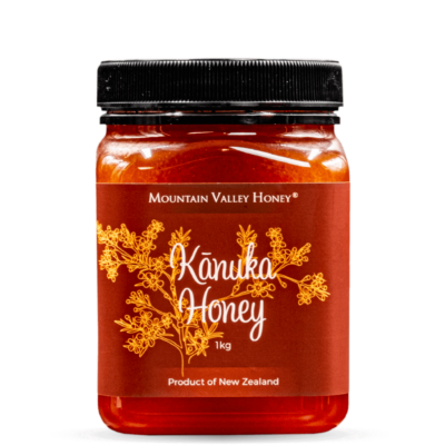 Kānuka Honey