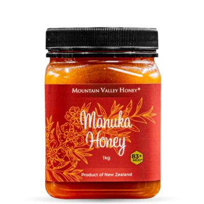 Mānuka Honey MGO83+