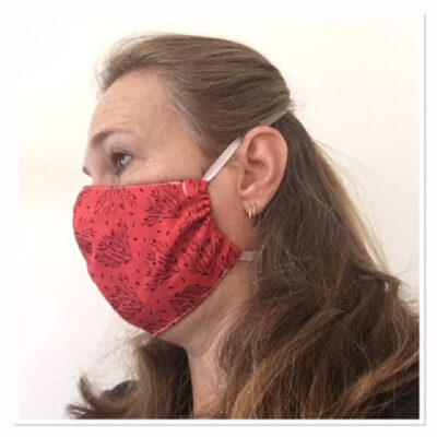 Adult Fabric Face Masks