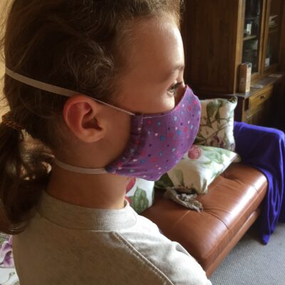 Children's Fabric Face Masks