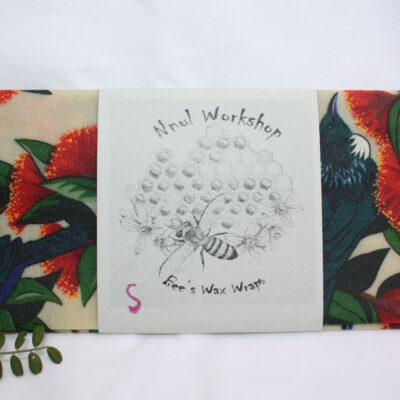 Single Small Beeswax Wraps