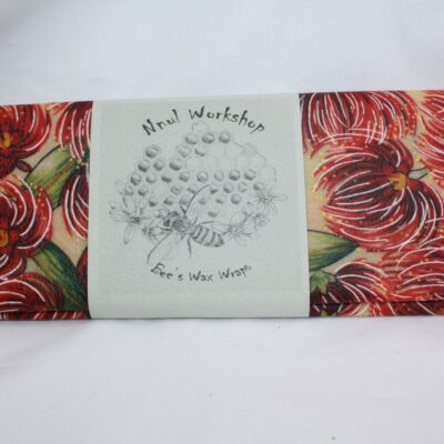 Single Extra Large Beeswax Wrap