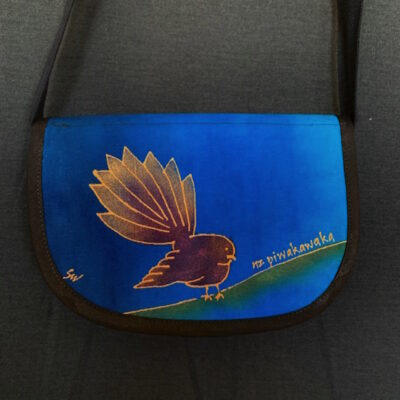 Piwakawaka Reversible Purse