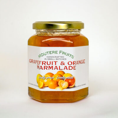 GRAPEFRUIT AND ORANGE MARMALADE