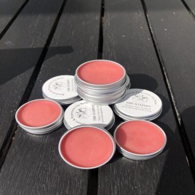 Raspberry & Peppermint Lip Balm