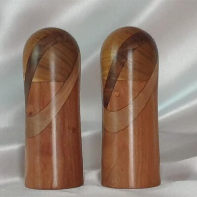2 Ring Salt And Pepper Shaker