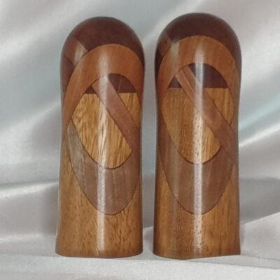 3 Ring Salt And Pepper Shaker