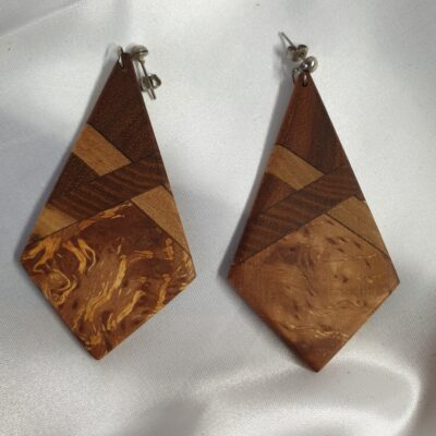 Laminated Earing Set
