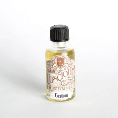 Lambert's Custom Beard Oil