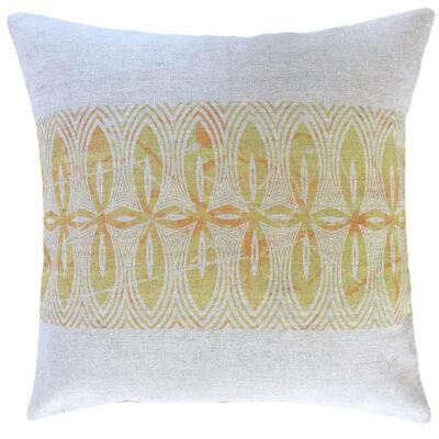 Pasifika Cushion Cover – Hemp