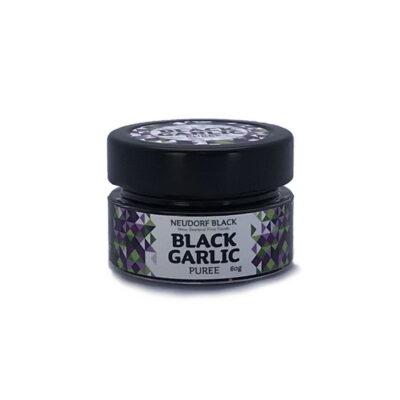 Black Garlic Puree 60gm Jar