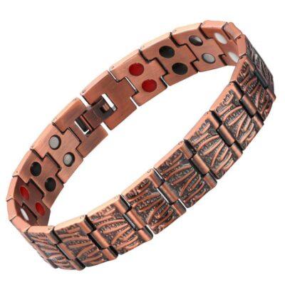 100% Copper Magnetic Health Bracelet Band