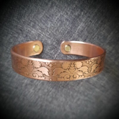"""100% Copper Bracelet """"Made To Size"""""""